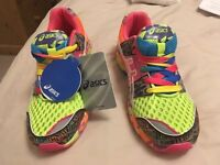 Asics ladies trainers size 6 - gel system