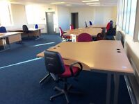 Offices with car parking from £30pw