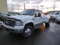 2007 Ford Super Duty F-350 DRW Lariat 4X4