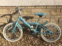 """Girls Apollo Sparkle 16"""" bike"""