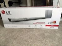 LG SH5 Soundbar with wireless sub-woofer. (Brand New, Unopened).