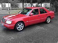 !!!CHEAP CLASSIC 1995 MERCEDES E CLASS E200 W124, NOT W123, W126, BMW, AUDI!!!