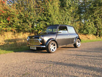 Rover MINI Sprite 1.3 SPi metallic GREY
