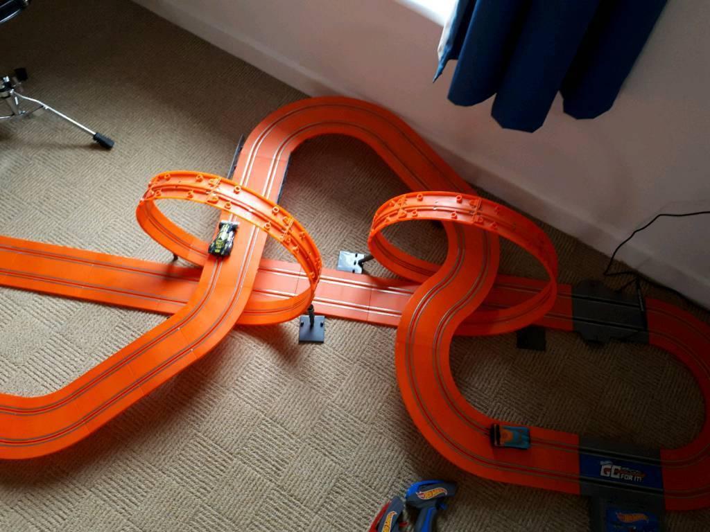 Hot Wheels Slot Car Track Set 30ft In Castlerock County Wiring Londonderry Gumtree