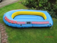 Paddling pool/dinghy/pirate ship
