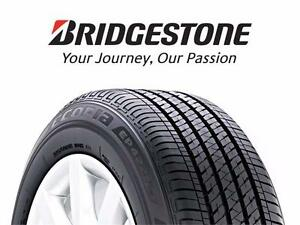 205/55R16 205/60R16 all season Bridgestone all season tire CRAZY promotion 10 sets only with $70 mail in rebate