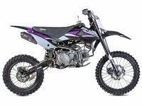 STOMP Z3-160 PIT BIKE OF ROAD MOTORCYCLE