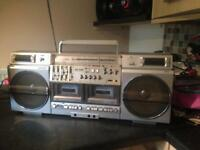 Sharp gf 575 boom box