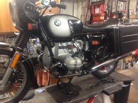 BMW Airhead boxer, R75, R80, R90, R100
