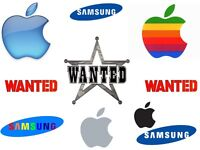 WANTED ££ Iphone 7 / samsung galaxy 7 / Laptop / TV / IPHONES /IPAD / MACBOOK / IMAC / CAMERA