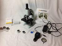 Professional Celestron Microscope