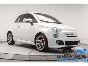 2013 Fiat 500 Sport, MAGS