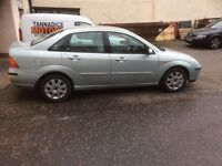 Ford focus ghia automatic saloon 1.6 2004