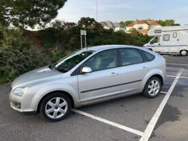 Ford, FOCUS, Hatchback, 2007, Manual, 1596 (cc), 5 doors