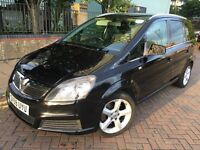 Vauxhall Zafira 2010 (59reg) Diesel, Automatic, 2 owner, MOT & PCO is Ready, Drive perfectly.