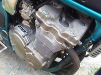 SUZUKI BANDIT 600 GSF ENGINE Good Runner £250 Tel 07870 516938 Anglesey