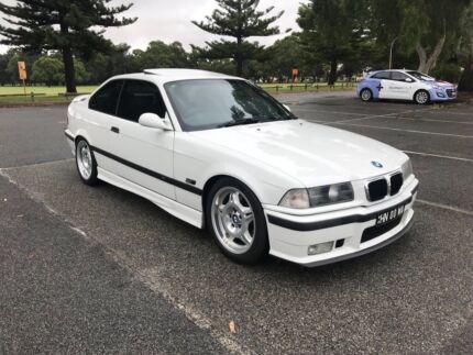 BMW E36 M3 evolution 3.2L