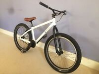 "24"" BMX Dirt Jump Bike With Dmr Tyre And Charge Saddle"