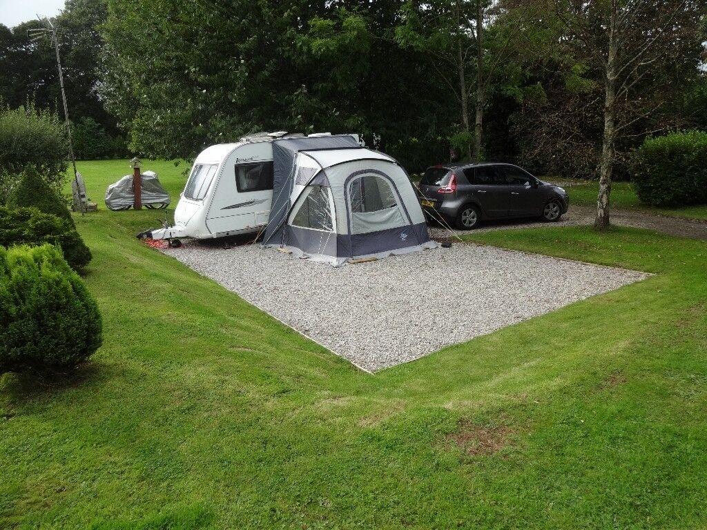 Motorhome drive away awning - SunnCamp Aspect 2.5m x 2.3m ...