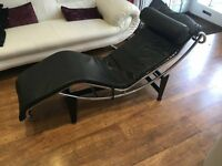 Le Corbusier Chaise Lounge Recliner