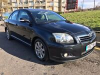 TOYOTA AVENSIS 1.8 VVT-i T3-X ★PETROL ★ ONE FORMER KEEPER ★ CLUTCH KIT CHANGED ★ WELL LOOKED AFTER