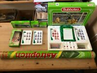 Subbuteo Football Game with Astropitch