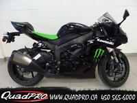2009 Kawasaki ZX-6 R !! MONSTER !!