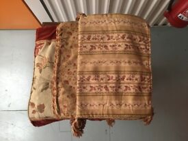 Three Laura Ashley cushion covers (assorted)