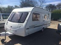 2005 sterling 4 berth caravan