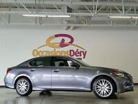 2013 Lexus GS 450h HYBRID LOADED WITH NAVIGATION, LEATHER, SUNRO