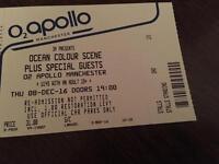 Ocean Colour Scene, 8th Dec, Manchester