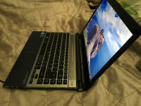 ACER i5 Quad core 2.3Ghs 2nd Generation, 4Gb ram, win 7 64 bit, 128gb ssd super fast laptop.