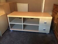 Tv unit & side unit (can deliver)