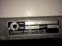 Conway Trailer Tent year 200