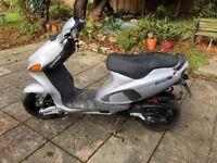 Italjet formula 50cc lc moped