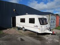 Bailey Pageant Champagne 4 Berth End Bathroom Tourer 2006