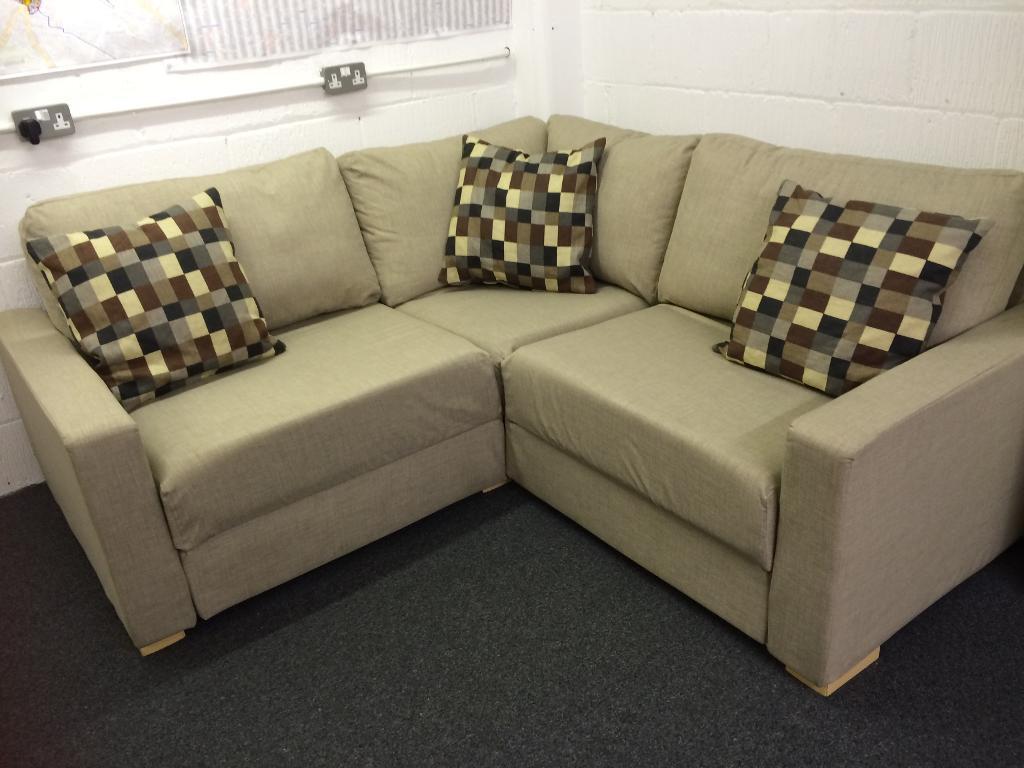 Nabru Ula 2x2 corner sofa   in Meadowbank, Edinburgh   Gumtree