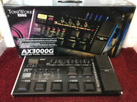 Korg AX3000G Guitar Effects Processor