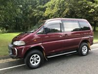 Mitsubishi Delica - 7 seater, 2.8td, Auto, 1996