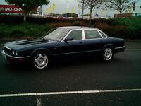 Jaguar XJ Sovereign MOT'd Great condition