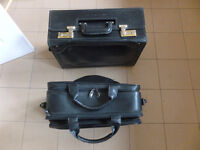 Revelation Laptop / Document Case and a Vintage Pilot style Document Case