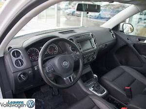 2013 Volkswagen Tiguan Comfortline 4Motion London Ontario image 4