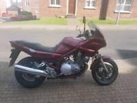 Diversion 900 motorbike yamaha