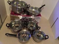 Prima kitchenware 12 piece set in box