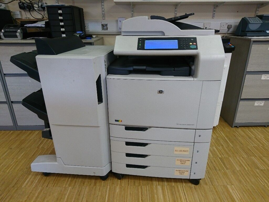HP Colour Laser Jet CM6040 MFP