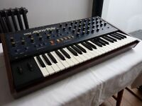 Korg MonoPoly with Midipoly midi in excellent condition mono poly