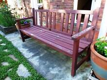 Garden Benches Adelaide Region Preview