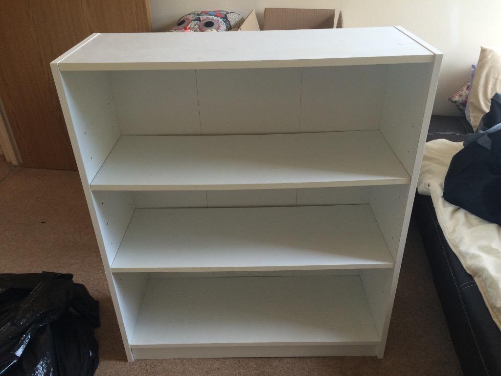 White bookcase in Teddington London Gumtree : 86 from gumtree.com size 1024 x 768 jpeg 58kB