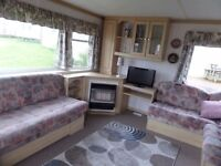 REDUCED 8th to 15 th April £250, 2 Bedroom Caravan near Padstow