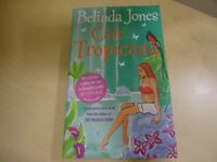 BELINDA JONES - CAFE TROPICANA PAPERBACK BOOK - EXCELLENT CONDITION - Perfect summer pick!